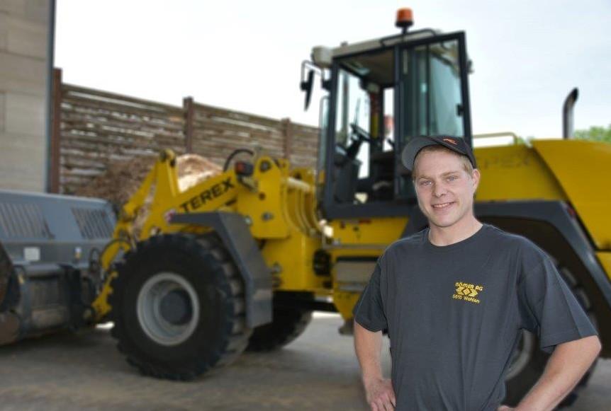 Michael Tester : Mitarbeiter Holzverarbeitung